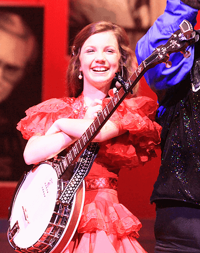 Meet Willow Osborne: Our 13 Year Old Banjo Playing Superstar